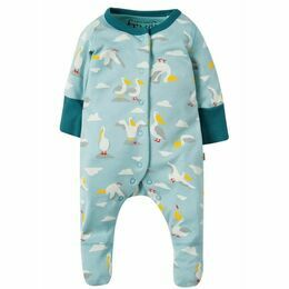 Lovely Little Babygrow - Pelican Party