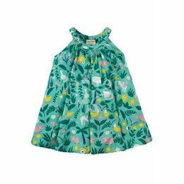 Little Tabitha Trapeze Dress - St Agnes Farm Floral