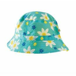 Hayley Reversible Hat - Daffodil Days