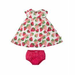 Pretty Polly Dress Set - Scilly Strawberries