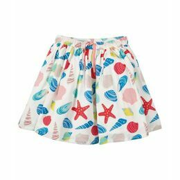 Fiona Full Skirt - Beachcombing
