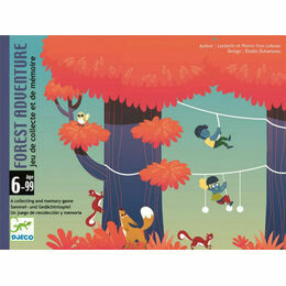 Djeco Card Game - Forest Adventure