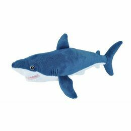Wild Republic Mako Shark Cuddlekin Soft Toy