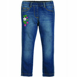 Julie Jegging, Mid Wash Denim