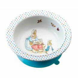Peter Rabbit Bowl with Suction Base
