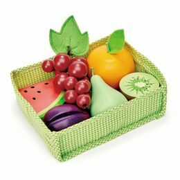 Tender Leaf Toys Fruit Crate