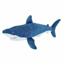 Wild Republic Mini Mako Shark Cuddlekin Soft Toy
