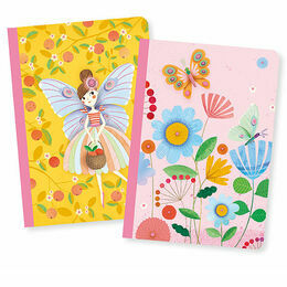 Djeco Little Notebooks - Rose
