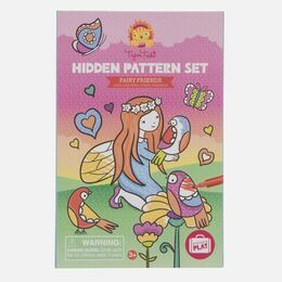 Tiger Tribe Hidden Pattern Set - Fairy Friends
