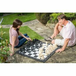 Traditional Garden Games - Garden Chess Set