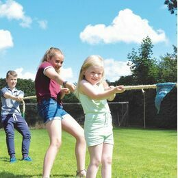 Traditional Garden Games - Tug of War