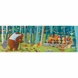 Djeco 100 Piece Gallery Puzzle - Forest Friends