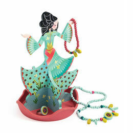 Djeco Wooden Jewellery Display - Dancer