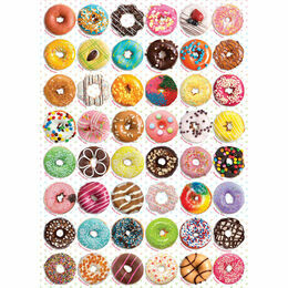 Donuts 1000 Piece Puzzle