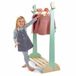 Tender Leaf Toys Forest Clothes Rail