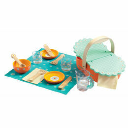 Djeco Wooden Picnic Set