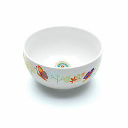 Djeco Ceramic Bowl - Gingerbread