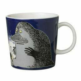 Arabia Finland Moomin Mug - The Groke