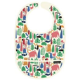 Petit Jour Paris Jungle PVC Bib
