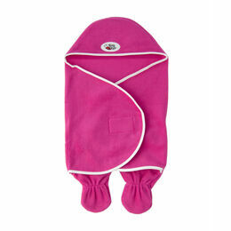 Snug as a Bug Fleece Baby Wrap - Pink