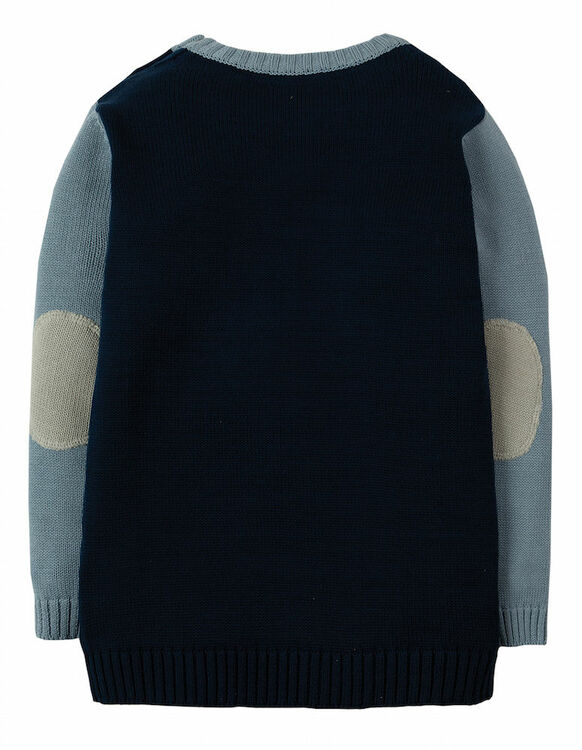 Jasper Character Jumper Navy Shark From 32 00