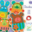 Djeco Lacing Game - Cuddly Animals additional 1