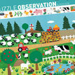 Djeco Observation 35 Piece Jigsaw Puzzle - The Farm additional 2