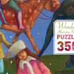 Djeco Gallery 350 Piece Jigsaw Puzzle - Wonderful Walk additional 1