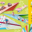 Djeco Origami Paper Planes - Girls additional 1