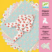 Djeco Origami Papers - 100 Decorative Pink Sheets additional 2