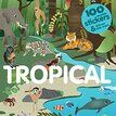 Laurence King Publishing Stickyscapes Panoramic Landscapes- 100 Tropical Stickers additional 1