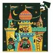 Djeco Silhouette 54 Piece Jigsaw Puzzle - Fortified Castle additional 2