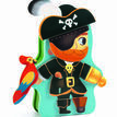 Djeco Pirate Magnetic Box Game - Aventura additional 1
