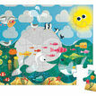 Janod 24 Piece Jigsaw Puzzle in a Box - Ocean additional 1