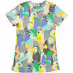 Orinoco Printed Dress - Coral Birds of a Feather additional 1