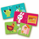 Djeco Habitat Puzzle Duo additional 3