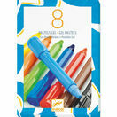 Djeco 8 Gel Pens Pastels – Classic additional 1