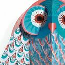 Djeco Pop Up 3D Wall Decoration - Owl additional 2