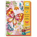 Djeco Glitter Art Workshop - Butterflies & Bugs additional 6