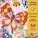 Djeco Glitter Art Workshop - Butterflies & Bugs additional 1