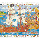 Djeco 100 Piece Observation Puzzle - Pirates additional 1