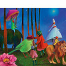 Djeco Gallery 350 Piece Jigsaw Puzzle - Wonderful Walk additional 2