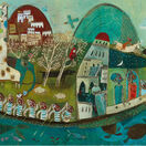 Djeco 350 Piece Gallery Puzzle - Poetic Boat additional 1
