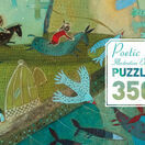 Djeco Poetic Boat Gallery 350 Piece Jigsaw Puzzle additional 1