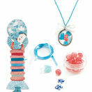 Djeco Jewellery Making Kit - Beads & Birds additional 2