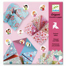 Djeco Origami - Pink Flower Fortune Teller additional 4