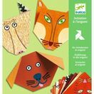 Djeco Origami Papers - Animals additional 1