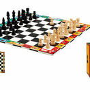 Djeco Chess & Checkers Board Game additional 1