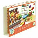 Djeco BBQ Wooden Role Play Set - Joe and Max Grill additional 3