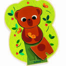 Djeco Wooden Puzzle - Mixamatch additional 1